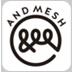アンドメッシュのロゴ